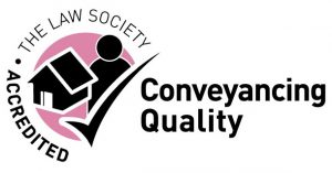 Conveyancing Quality - The Law Society Accredited logo